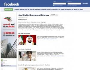 AD e-gov FB page