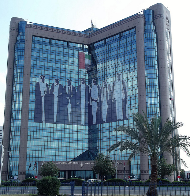 abu-dhabi oil company