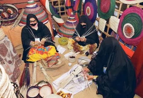 Al Ain traditional handicrafts