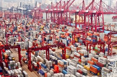 hongkong port