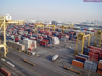 Jebel Ali Dubai Port