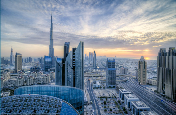 UAE Smart City Excellence Dubai-01